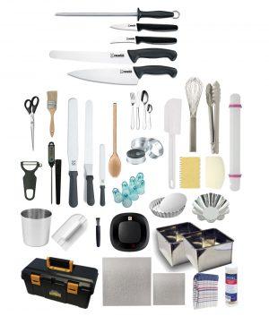 Carrick Institute -Patisserie Kit – Premium Club Chef Institutes