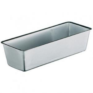 Loaf Pan - Aluminum 260x100x80mm