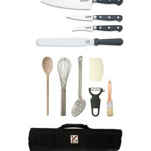 11 Piece Chef Starter Kit- Club Chef Classic Forged