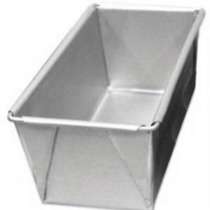 Loaf pan – Uncoated 268x134mm