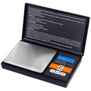 Mini Digital Precision Scales by Club Chef
