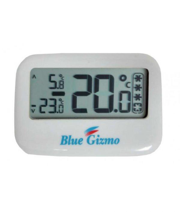 Digital Freezer-Fridge-Thermometer by Blue Gizmo