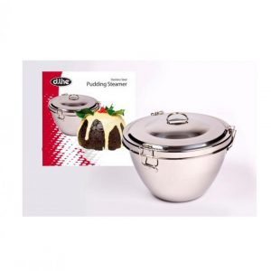Pudding Steamer – 2lt Stainless Steel