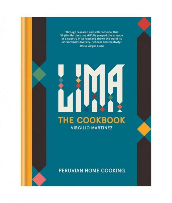 LIMA the cookbook by Virgilio Martinez