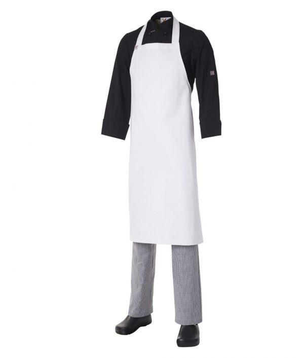 Bib Apron Heavyweight Cotton- Large by Club Chef Aprons 2