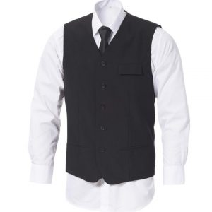 Men's Longline Vest by Barbara Chalmers Designs