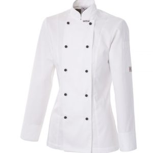 Ladies Executive Chef Jacket by Club Chef