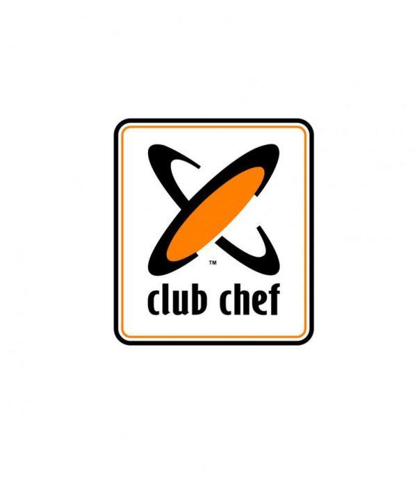 Flat Top Hat Pinstripe by Club Chef Butcher & Baker Uniforms 6