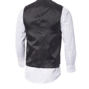 Mens Executive Vest with Satin Back Barware, Wine & FOH 4