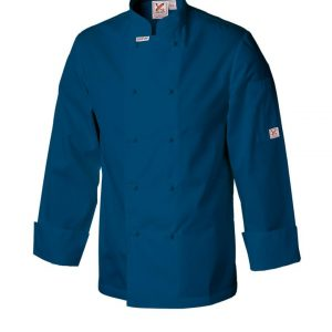 Traditional Chef Jacket in Various Colours – 100 units by Club Chef Coloured Chef Jackets 5