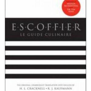 Escoffier Le Guide Culinaire