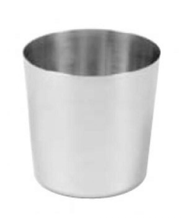 Dariole Mould Aluminium 67x55mm 125ml