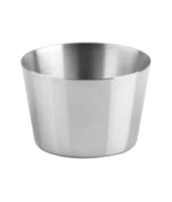 Pudding Mould Aluminium 83x55mm 200ml