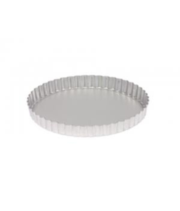 Quiche Tin - Loose Base - 100x20mm