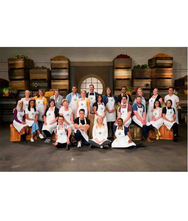 MasterChef Australia Bib Apron by Club Chef Aprons 2