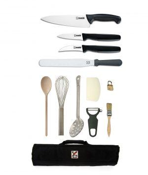 11 Piece Chef Starter Kit – Premium by Club Chef Apprentice