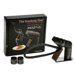 The Smoking Gun - Handheld food smoker by PolyScience