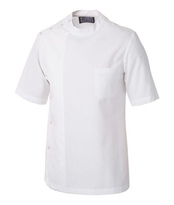 Men's Dental Jacket – Plain White Butcher & Baker Uniforms