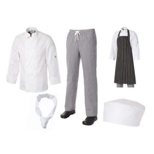 Club Chef Student Uniform Set – Box Hill TAFE Box Hill Institute - VET
