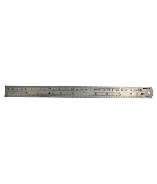Ruler 30cm Stainless Steel Le Cordon Bleu Adelaide