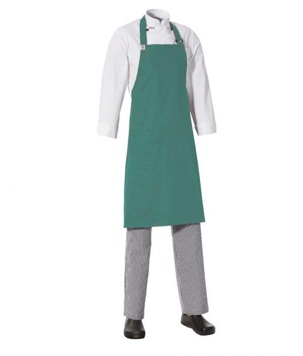 MasterChef Bib Apron with Side Pocket by Club Chef Aprons 4