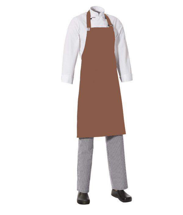 MasterChef Bib Apron with Side Pocket by Club Chef Aprons 5