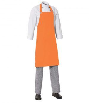 MasterChef Bib Apron with Side Pocket by Club Chef Aprons 16