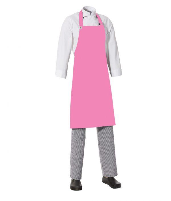 MasterChef Bib Apron with Side Pocket by Club Chef Aprons 7