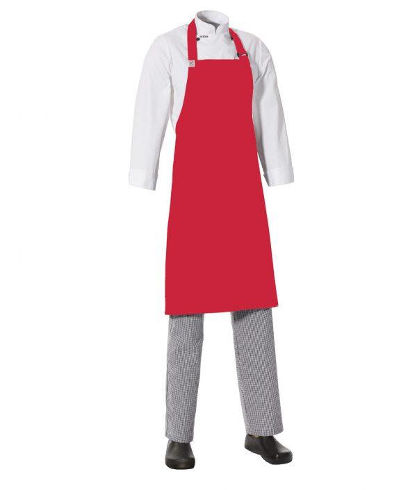 MasterChef Bib Apron with Side Pocket by Club Chef Aprons 8