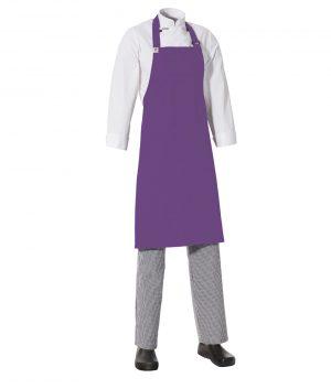 MasterChef Bib Apron with Side Pocket by Club Chef Aprons 12