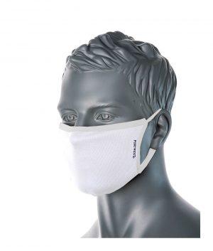 Reusable Face Mask – Triple layer Anti-Microbial Box 25 Masks 12
