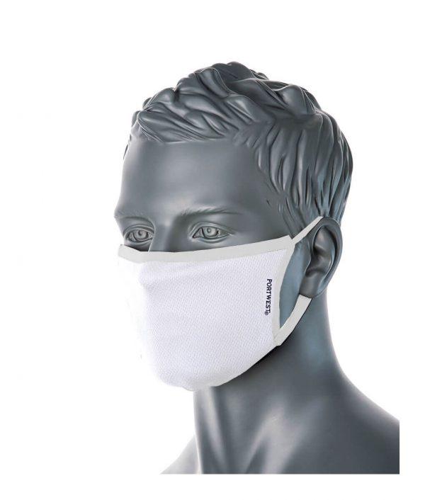 Reusable Face Mask – Triple layer Anti-Microbial Box 25 Masks 5