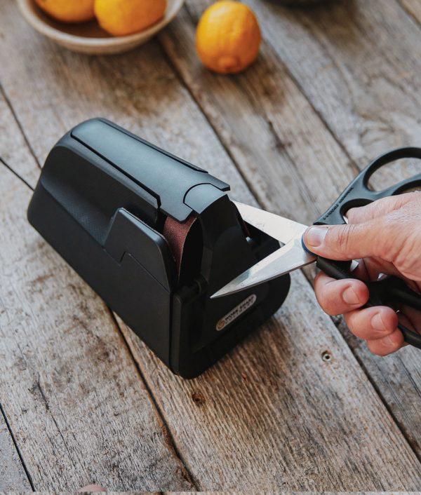 E4 Electric Kitchen Knife Sharpener Package Knife Sharpeners 6