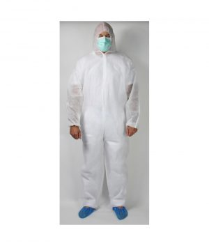 Disposable Coverall – PP – Solida – 40gsm General