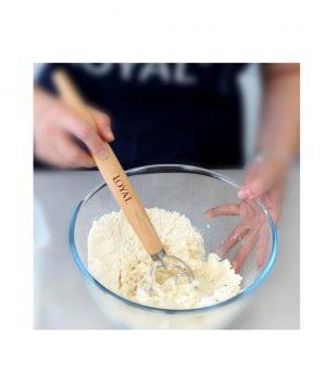 Danish Dough Whisk 33cm Tools & Utensils 5
