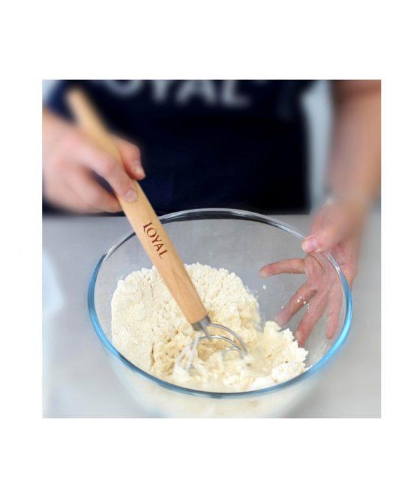 Danish Dough Whisk 33cm Tools & Utensils 2