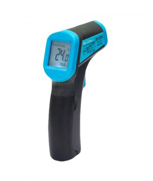 Blue Gizmo® Non-Contact Infrared Thermometer Mini Thermometers & Timers