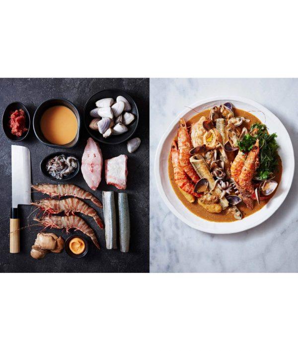 The Whole Fish Cookbook by Josh Niland Culinary Books 6